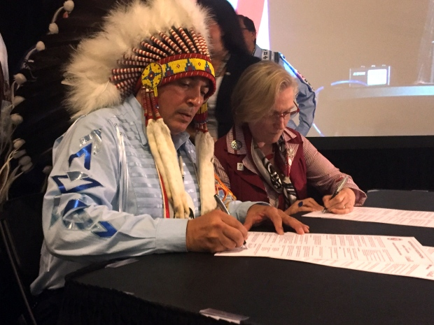 National Chief Bulletin – August 2016 – AFN-INAC Memorandum of Understanding for a Fiscal Relations Working Group